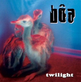 Bôa. Twilight cover