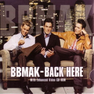 BB Mak. Back Here cover