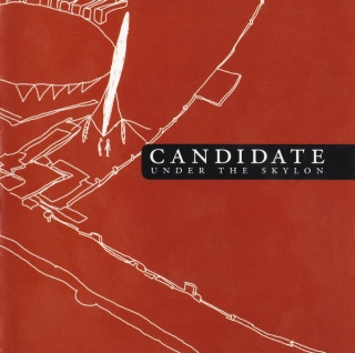Candidate. Under the Skylon cover