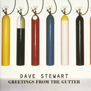 Dave Stewart. Greetings from the Gutter cover