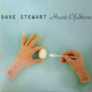 Dave Stewart. Heart Of Stone cover