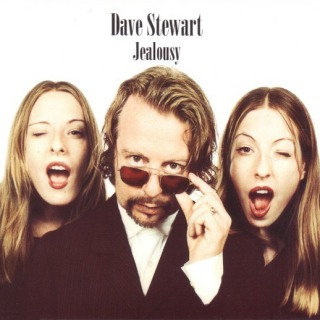 Dave Stewart. Jealousy single cover