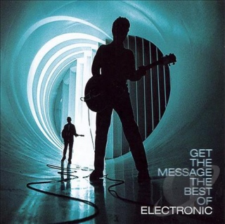 Electronic. Get the Message cover