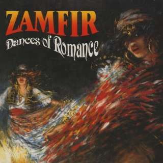 Gheorghe Zamfir. Dances of Romance cover