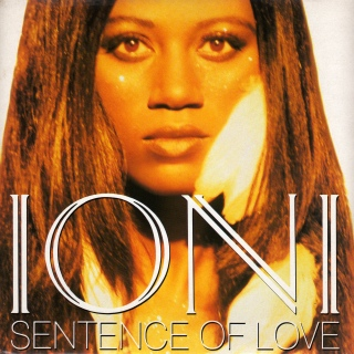 Ioni. Sentence of Love cover