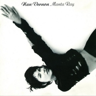 Nan Vernon. Mantaray cover