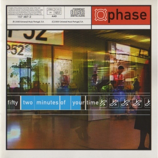 Phase. 52 minutes of your time album cover