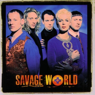 Savage World album cover