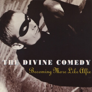 The Divine Comedy. Becoming more like Alfie single cover