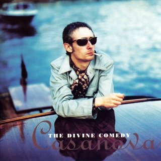 The Divine Comedy. Casanova cover