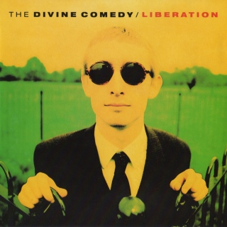 The Divine Comedy. Liberation cover