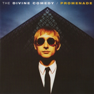 The Divine Comedy. Promenade cover
