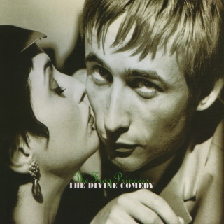 The Divine Comedy. Something for the Weekend single cover